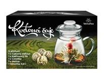 VeltaTea Kazeta Kvetoucí čaje s konvičkou 0,6L