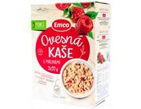 Emco Kaše ovesná s malinami 5x55g