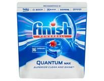 Finish Powerball Quantum Max Regular tablety do myčky nádobí 1x36ks (558g)