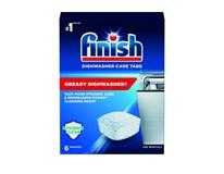 Finish Tablety na čištění myčky 12x17g