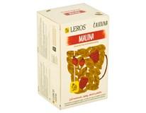 Leros Čajovna Malina ovocný čaj aromatizovaný 1x40g (20x2g)