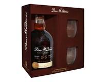 Dos Maderas 5+5 Tasting Rum 40% 1x700ml + 2 skleničky