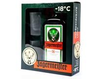 Jägermeister 35% 6x700ml + 2 skleničky