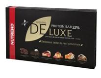 Nutrend DeLuxe Protein Bar dárková sada 6x60g