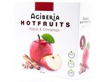 Agiberia Hotfruits Apple&Cinnamon Nápoj v prášku 25x20g