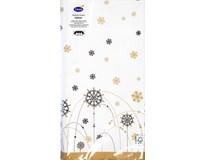 Duni Ubrus Dunicel Divine Snow Necklace 138x220cm 1ks