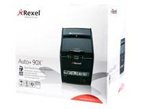 Skartovačka Rexel Auto + 90X 1ks