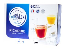 Sklenice Duralex short drink 250ml 6ks