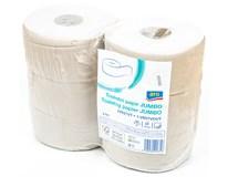 ARO Toaletní papír Jumbo 190mm 1-vrstvý recykl. 1x6ks