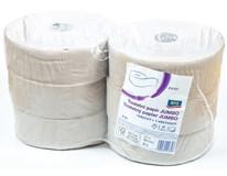 ARO Toaletní papír Jumbo 280mm 1-vrstvý recykl. 1x6ks