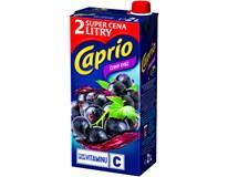 Caprio Černý rybíz nápoj 6x2L