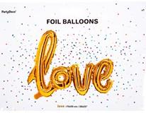 Balónek 73cm nápis