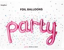 Balónek 80cm nápis
