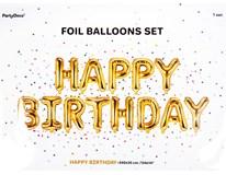 Balónek 340cm nápis