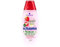 Schauma Šampon Nature Moments Jahoda/ Banán/ Chia 1x400ml