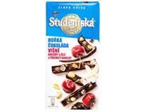 Orion Studentská pečeť Hořká čokoláda višeň a vanilka 1x170g