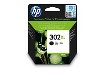 Náplň do tiskárny HP 302XL black 1ks
