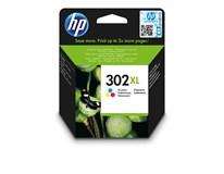 Náplň do tiskárny HP 302XL tri-colour 1ks