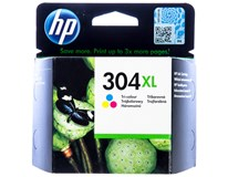 HP CARTR. 304XL TRI-COLOR