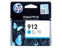 Náplň do tiskárny HP 912 cyan 1ks