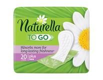 Naturella Plus To Go Intimky 1x20ks