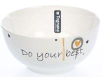 Miska Iris Goldy 14cm porcelánová 1ks