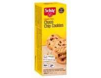 Schär Choco chip cookie sušenky bez lepku s kousky čokolády 1x100g