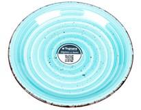 Talíř Louise dezertní 19cm modrý 1ks