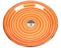 Talíř Louise mělký 27cm oranžový 1ks