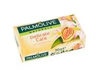 Palmolive Almond mýdlo 6x90g