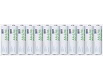ARO Baterie alkalické LR6 AA 12ks