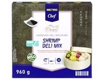 Metro Chef Krevety Deli mix mraž. 1x960g