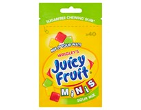 Juicy Fruit Sour minis bag 1x28g