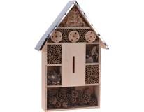 Domeček pro hmyz 57cm dřevo 1ks