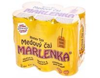 Marlenka čaj medový 6x250ml