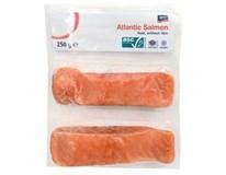 ARO Losos porce bez kůže mraž. 2x125g