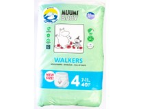 Pleny dětské Muumi Baby Walkers maxi 40ks