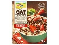 Bonavita Oat Cereals Strawberry jahodová varianta 1x350g