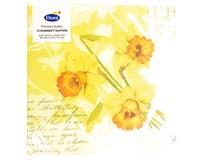 Duni Ubrousky D-Soft Spring Flower 40x40cm 1ks