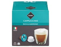 Rioba Cappuccino kávové kapsle 1x16ks
