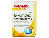 Tablety B Komplex Plus + Vitamin C 30tbl 1ks