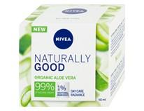 Nivea Naturally good krém denní 1x50ml