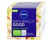 Nivea Naturally Good krém noční 1x50ml