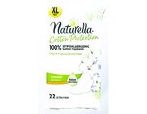 Naturella Cotton normal hygienické vložky 22ks