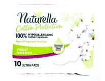 Naturella Cotton super hygienické vložky 10ks
