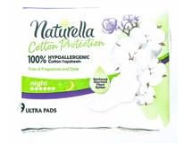 Naturella Cotton night hygienické vložky 9ks