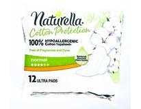 Naturella Cotton normal hygienické vložky 12ks