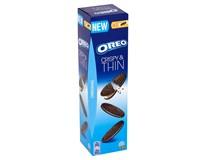 Oreo Crispy&Thin tenké sušenky s vanilkovou náplní 1x96g