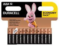 Baterie Duracell Basic AAA 12ks