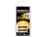 Baterie Duracell Hearing Aid 312 6ks